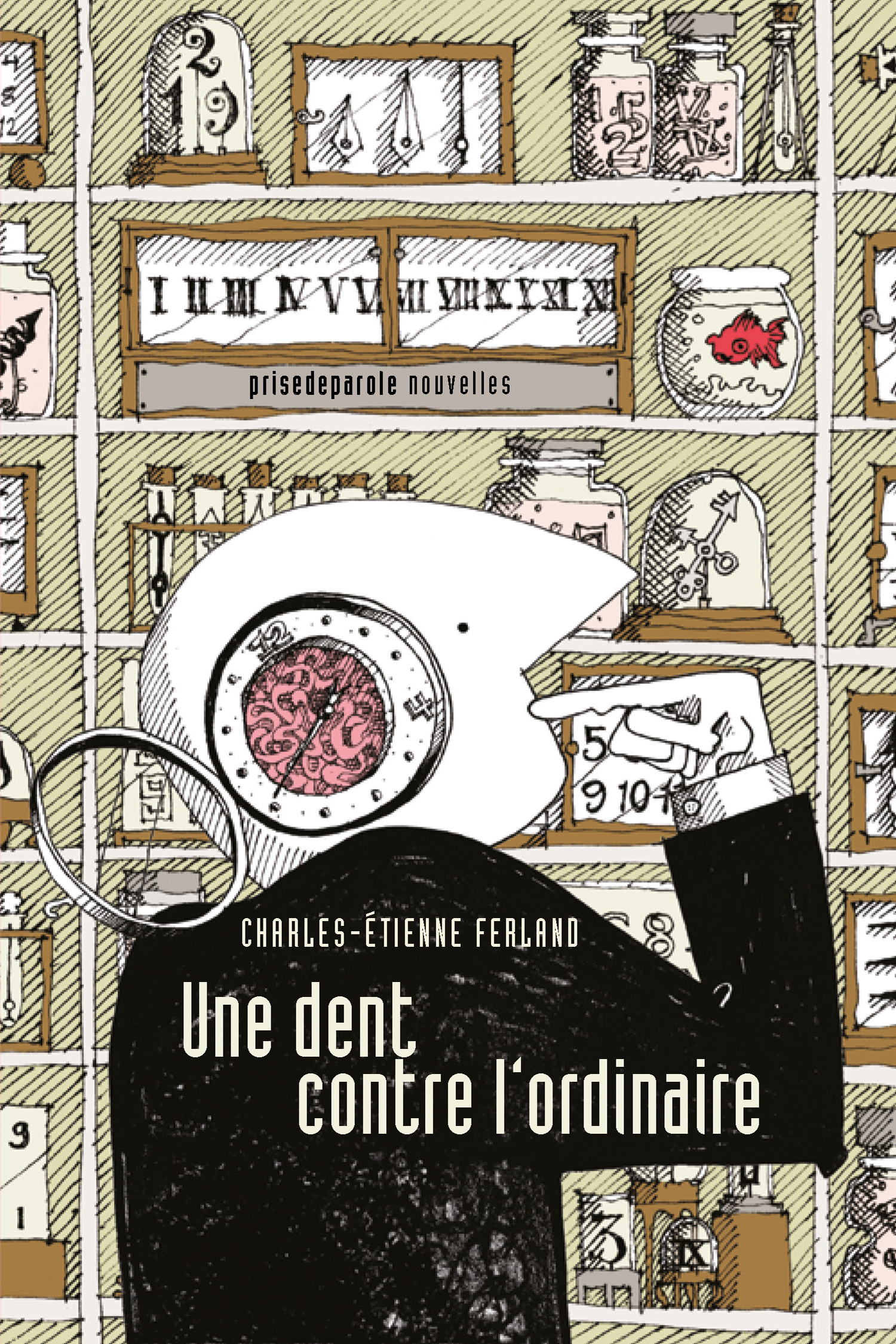 Ti-Jean-l'Intrépide (French Edition)